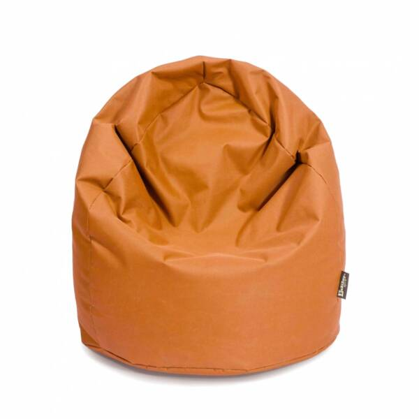 Sitzsack Birnenformig - Orange, 430L 1