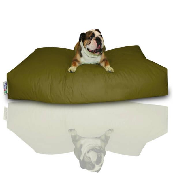 Hundekissen - Anthrazit, 120 x 80 x 20 cm 1