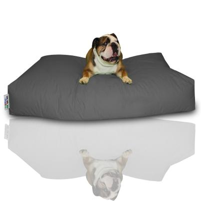 Hundekissen - Anthrazit, 160 x 110 x 20 cm 1