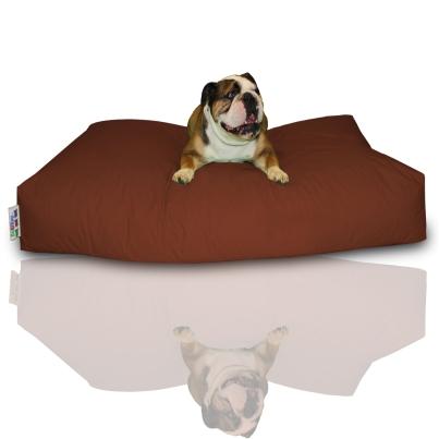 Hundekissen - Braun, 70 x 50 x 20 cm 1