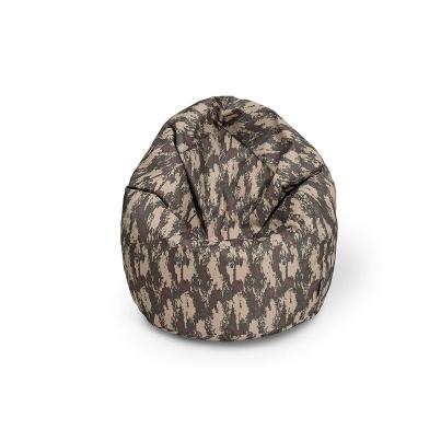 Sitzsack 2in1 - Camouflage, 100 cm Durchmesser ca