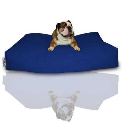 Hundekissen - Dunkelgrün, 100 x 60 x 20 cm 1