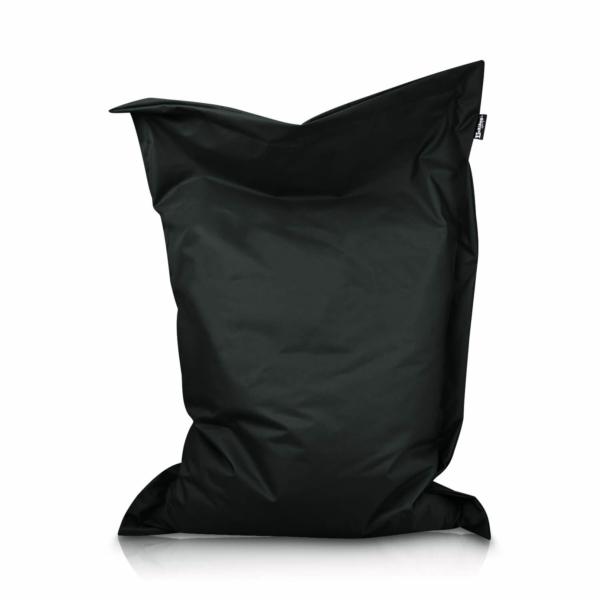 Sitzsack Rechteck - Türkis, 100 x 70 cm 1